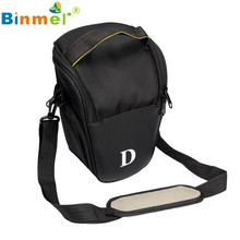 Camera Case Bag for NIKON DSLR D4 D800 D7000 D5100 D5000 D3200 D3100 D3000 D80 SLR Camera Bags 2017 Superior Quality Jun28
