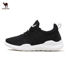 Beautiful Girl Comfortable Walking Shoes Women Sports Shoes Summer Fall Jogging Shoes Sneakers White/Gray/Black Zapatos De Mujer