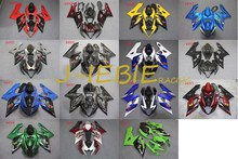 ABS Injection Fairing Body Work Frame Kit for SUZUKI GSXR 1000 GSXR1000 K5 2005 2006(China)