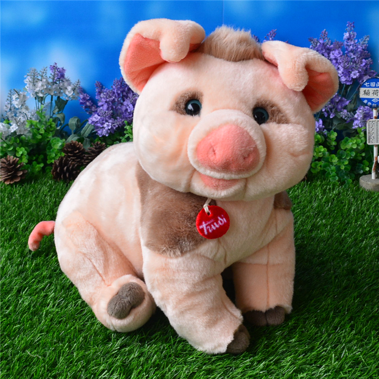 Cute Pig doll Plush Toy Simulation  Animal  ChildrenS  pillow  toys Gifts    <br><br>Aliexpress