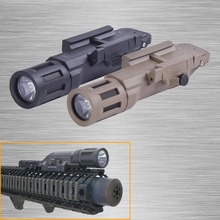 New WMLX Version Tactical Weapon Light Multifunction Waterproof Flashlight Gun Lamp Fit 20mm Rail Free Shipping(China)