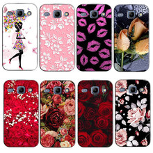 Case for coque Samsung Galaxy J1 Ace Case Cover for coque Samsung J1 Ace Cover Case J110 J110F J110H 200 kinds of designs