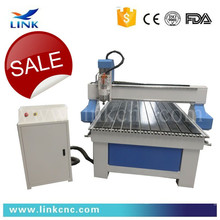 Hot !!! High precision China vacuum or T-slot table NC-studio control system cnc router for wood(China)