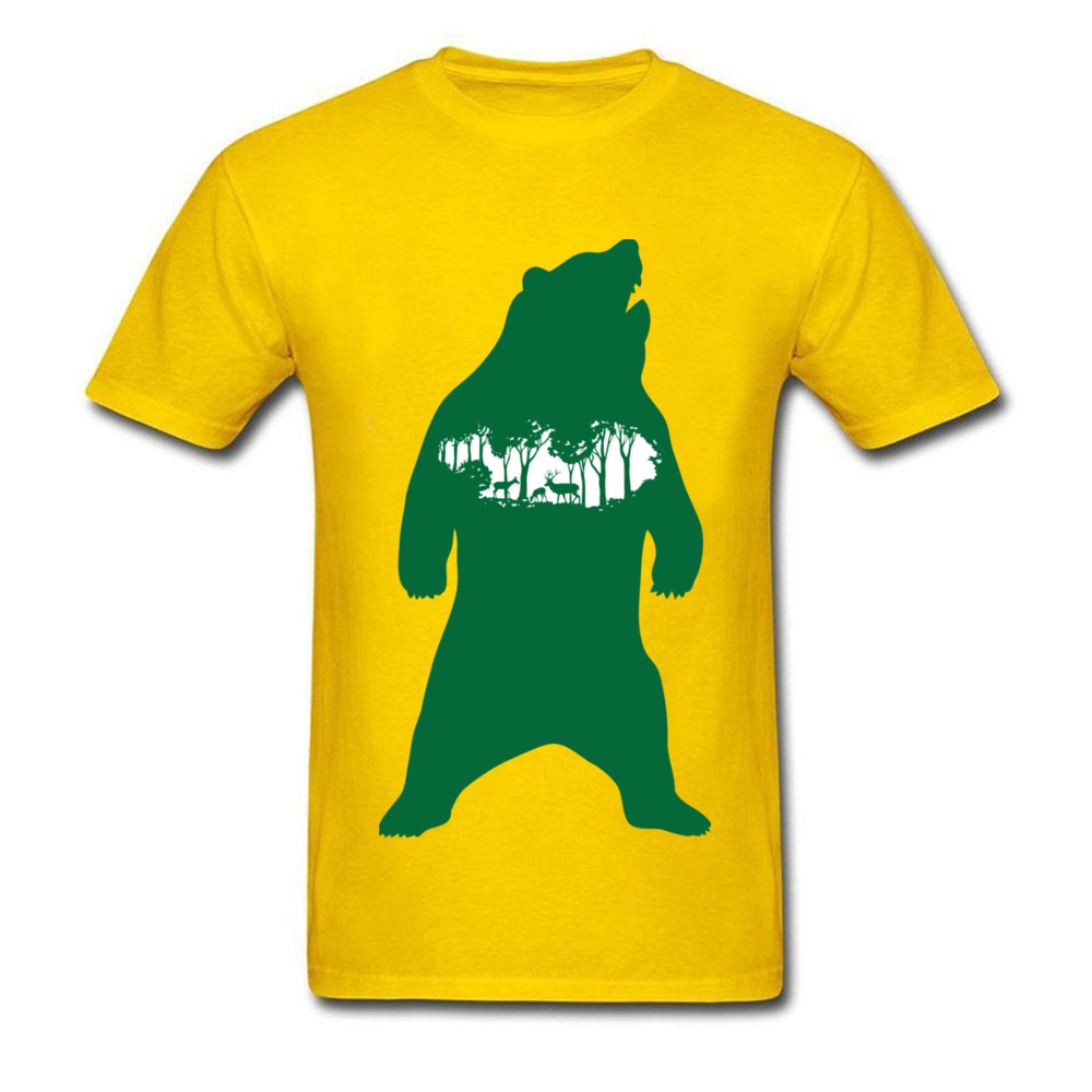 Green Bear_yellow