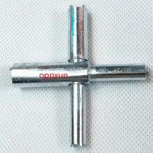 OPPXUN Silver X-Key Repair Tool for BAOFENG UV-5R 888S MOTOROLA GP338 WOUXUN HYT TYT PUXING walkie talkie Two Way Radio