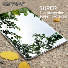 9H tempered full glass For Apple ipad 2017 2 3 4 mini 1 2 3 4 screen protector film For ipad 2017 mini 4 Air 1 2 Protective Film(China)