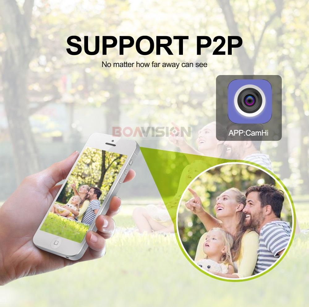 02 1080P IP Camera