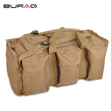 BURAQ  Free Shipping Large Capacity Ranger Field Bag Backpack Military 3P Travelling Luggage Brand New Ripstop Bag