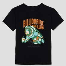 Men Billionaire Boys Club BBC fly boy Color Short Sleeve Tops Male Tops New Arrival T shirt(China)
