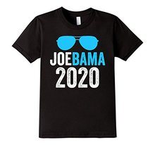 2017 Summer fashion streetwear short sleeve Tees JoeBama 2020 Funny Joe Biden Barack Obama President Shirt