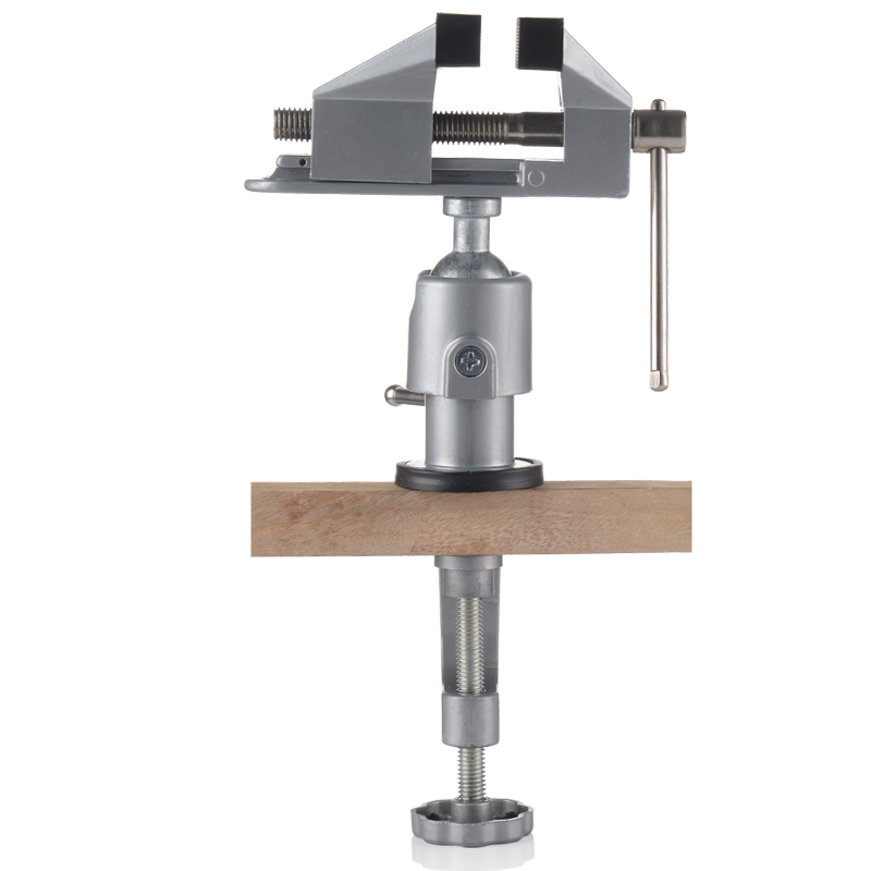 Universal Table Vise Bench Vice Holder 360 Degree Rotating Mini Vise For Woodworking Precision Vise Tools<br><br>Aliexpress