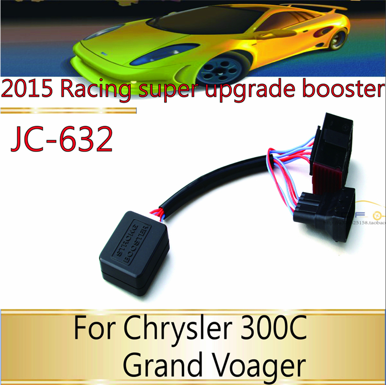 2015 Newest Accelerator,Drive Electronic Throttle controller for Chrysler Grand Voager 300c Y2007-now, car powerfully start<br><br>Aliexpress