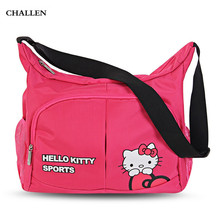 Hello Kitty Cute Style Shoulder Bag Durable Bags for Girls