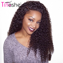 Tinashe Hair Mongolian Kinky Curly Virgin Hair 1 Piece 100% Human Hair Weave Bundles 10-28 Inch Natural Color Hair Weft(China)