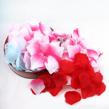 Buy Rose Petals 5000pcs BULK Silk Colors Fabric Loose Pink Artificial Wedding Engagement Decorations Flower Petal for $9.16 in AliExpress store