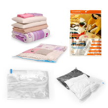 1Pc Newest Space Saver Saving Seal Vacuum Clothing Storage Compressed Bag Home Organizer(China)