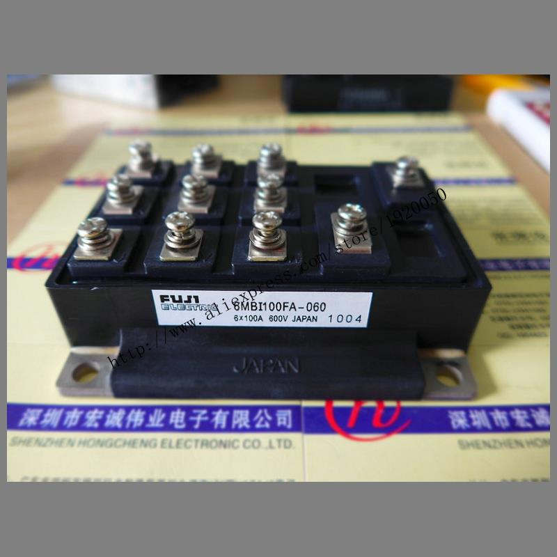 Cheap 6MBI100FA-060  supply module Welcome to order !<br>