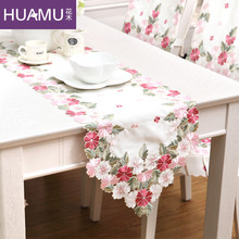 Classical European style Table Runner dining table cloth Placemats cushion rustic lace cloth Round Table Mats(China)