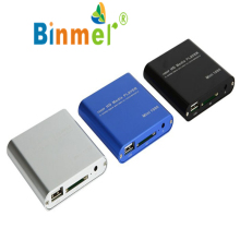 1080P Mini HDD Media Player MKV/H.264/RMVB HD with HOST USB/SD Card Reader_KXL0530(China)