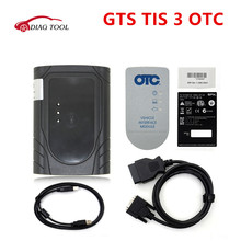 Newest GTS TIS 3 OTC scanner For Toyoya IT2 Latest V11.00.017 For Toyota IT3 GTS OTC Scanner Auto Diagnostic Tool