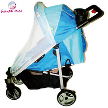 Infant Baby Umbrella Stroller Universal Mosquito Net Maclaren Pram Protector Pushchair Accessories Insect Elastic Nets Cover