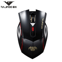 Brand RAJFOO G5 Wireless USB Mouse Pads Computer for Mac Business Entertainment Gaming Gamer Ratones PC Office Home Laptop Mice