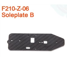 F17429 Walkera F210 RC Helicopter Quadcopter spare parts F210-Z-06 Bottom Plate B Soleplate B(China)