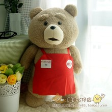 45cm ted movie giant teddy bear, giant stuffed bear, big teddy bear plush toy best gift for girlfriend(China)