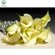 Мягкий цвет калла лили с перл 5d алмаз вышивка цветок сладкий украшения дома смолы мозаика стразами инкрустированные искусства ремесел(China)