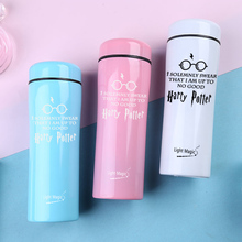 Hot Thermos Cup Stainless Steel Thermal Tumbler Vacuum flask Insulated Car Coffee Mug Thermal Bottle best gift bottle