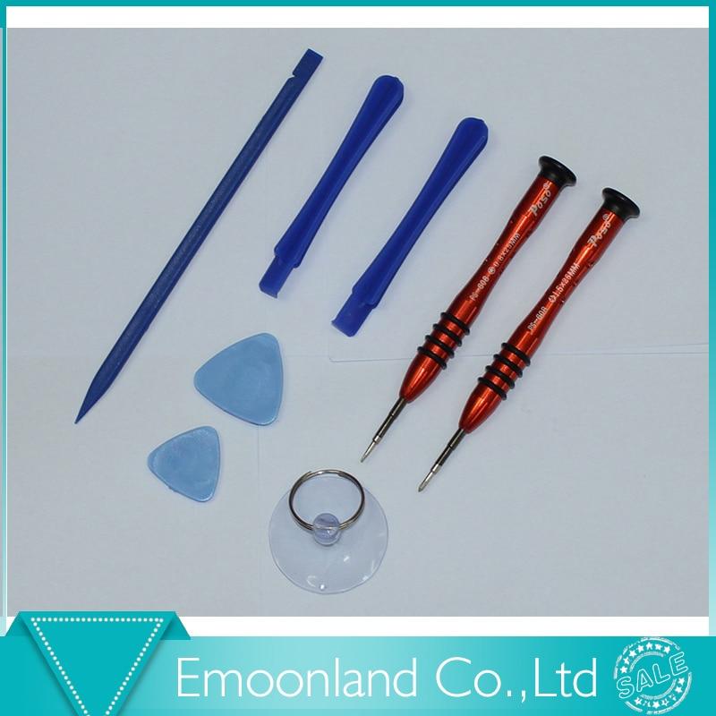 New 8 in 1 multitool Precision screwdriver set opening tool mobile phone repair tool for iphone