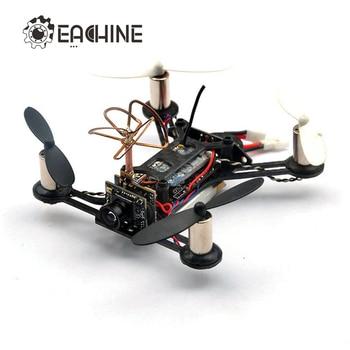 Eachine qx95 tiny 95mm micro quadcopter fpv led racing basado en f3 evo cepillado controlador de vuelo