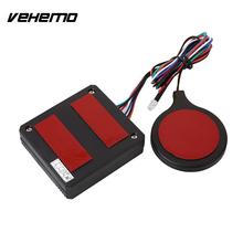 Vehemo Car Vehicle Button RFID Burglar Entry Immobilizer Anti-Theft Engine Alarm(China)