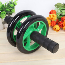 Abdominal Abs Exercise Wheel Fitness Body Gym Strength Training Roller Machine 88 BB55