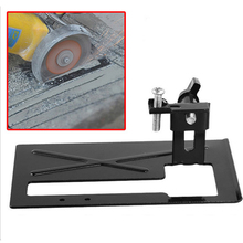Strong Hardness Angle Grinder Cutting Machine Conversion Tool Angle Grinder Holder DIY Tool Electrical Tools Accessories