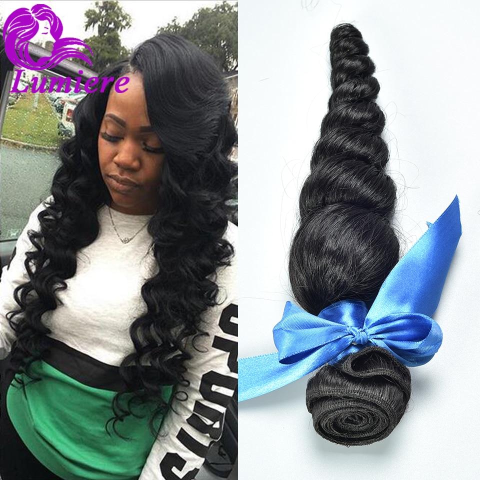 Grade 7A Peruvian Loose Wave Virgin Hair One Bundle Unprocessed Peruvian Human Hair Bundles Peruvian Virgin Hair Loose Wave<br><br>Aliexpress
