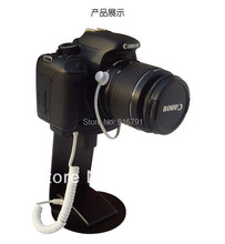 Free DHL Shipping Cameras Display Security Alarm Holder for Digital Single Lens Reflex cameras