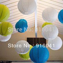 "50pcs/Lot DIY -20"" Chinese Paper Lantern Wedding Birthday Party Celebration Decoration Event Art Festival Hotel Free Shipping"