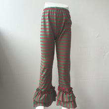 buy plus size girls ruffle capri pants and get free shipping on