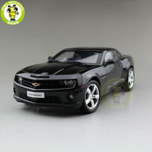 1/18 Chevrolet CAMARO Bumble Bee Diecast Model Car Black Color