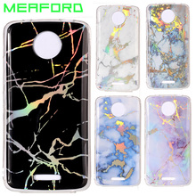 Buy Motorola Moto C Plus Case Soft TPU Silicone Cover Bling Glitter Plating Marble Case Motorola Moto C Plus CPlus XT1726 for $3.38 in AliExpress store
