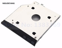 SATA 2nd Hard Drive SSD HDD Module Caddy Adapter for HP EliteBook 2560P 2570p With Bezel and Bracket