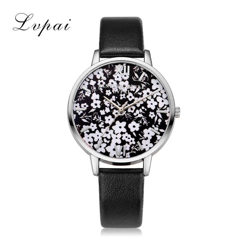 Lvpai Brand Silver Watch Simplicity Classic Wrist Watch Fashion Casual Quartz Wristwatch High Quality Women Watch Ladies Watches<br><br>Aliexpress