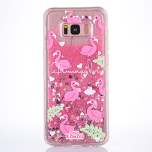 Buy Glitter Case Samsung S7 S7edge S8 S8plus Phone Case Dynamic Liquid Bling Glitter Quicksand Moving Star Soft TPUCover for $3.19 in AliExpress store
