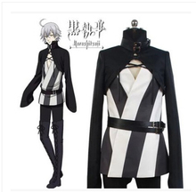 Kuroshitsuji Black Butler Snake Cosplay Costume 2 styles(China)
