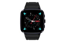 Android 3G Smart Watch N8 Wireless Charge Watch SIM Card GPS WiFi Bluetooth4.0 Pedometer Camera Video MTK6580 SmartWatch(China)