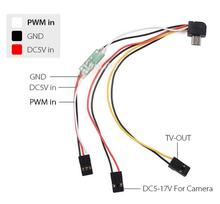 RunCam 2 Remote Control Cable for FPV aerial photo RC Quadcopter Multicopter Helicopter Spare Parts