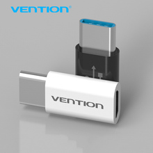 Vention Micro USB Adapter to USB Type C 3.1 USB C OTG Adapter Converter For Xiaomi 4C Lg G5 Nexus 5x 6p Oneplus 2 Macbook USB-C