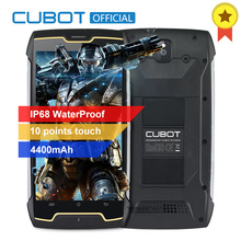 "Original Cubot KingKong IP68 Waterproof Dustproof Shockproof MT6580 Quad Core Mobile Phone 5.0"" HD 2GB RAM 16GB ROM 4400mAh(China)"
