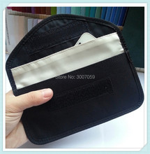 RF Shielding Fabric Cell Phone Blocking Pouch EMF Phone Cover(China)